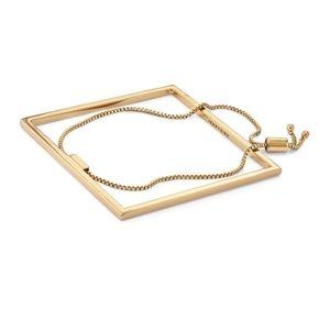 🎁NWT: Jenny Bird Gold Adjustable Bracelet